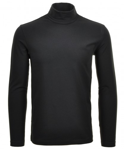 RAGMAN Rollkragen Shirt, Body Fit