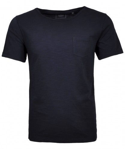T-Shirt rundhals, einfarbig modern fit