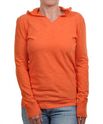 RAGWOMAN Damen Shirt mit Kapuze