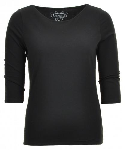 RAGWOMAN T-Shirt mit U-Boot-Ausschnitt