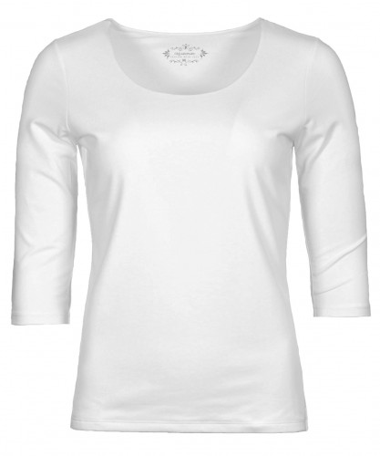 RAGWOMAN Shirt 3/4 sleeve, round neck