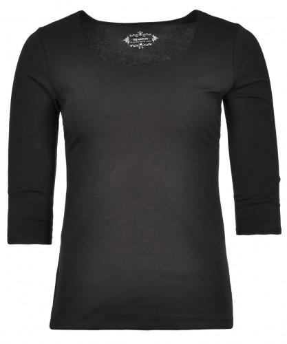 RAGWOMAN Shirt 3/4 Arm, Rundhals