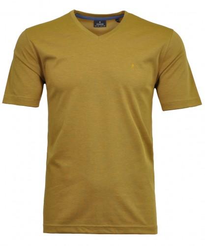 RAGMAN T-Shirt Softknit uni, Pflegeleicht