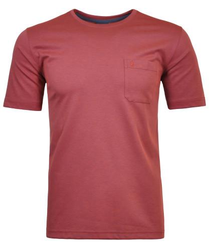 RAGMAN T-shirt soft knit uni, easy care