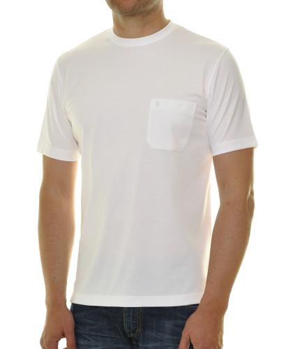 T-shirt soft knit uni, easy care