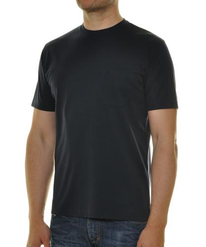 T-Shirt Softknit uni, Pflegeleicht