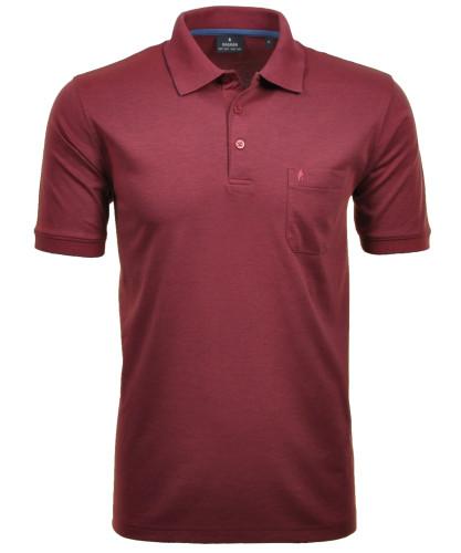 RAGMAN Poloshirt easy care Orange-696