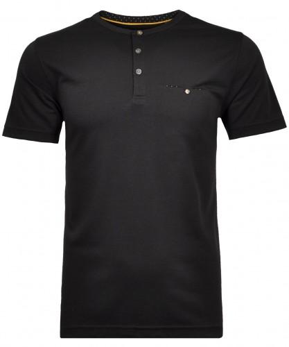 Softknit-Henley-Shirt