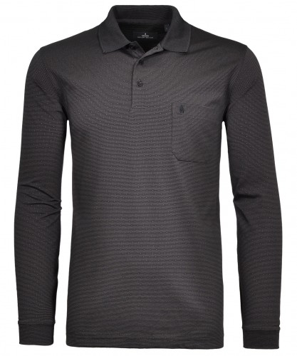 Polo LS with dots