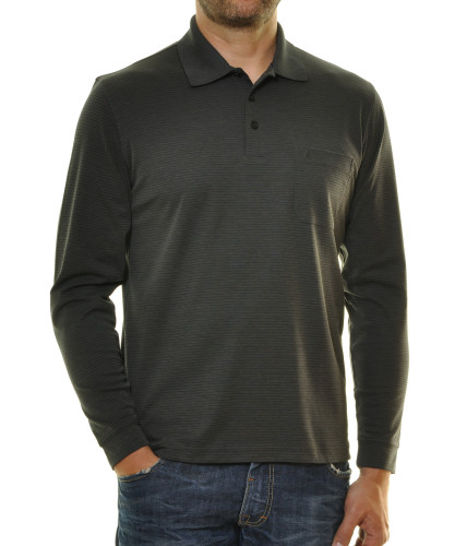 Polo button fineliner LS