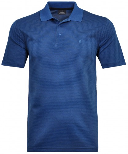 Polo button without pocket