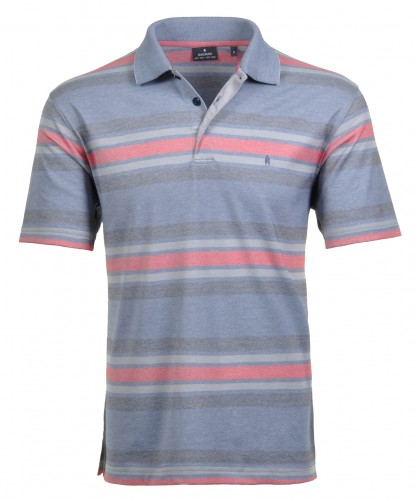 RAGMAN Poloshirt Bicolor