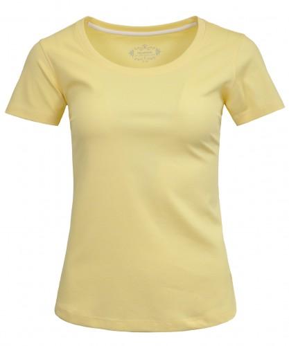 RAGMWOMAN Softknit-T-Shirt Rundhals