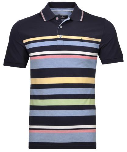 Poloshirt mit Tipping