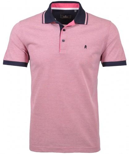 Piqué-Poloshirt 3-farbig