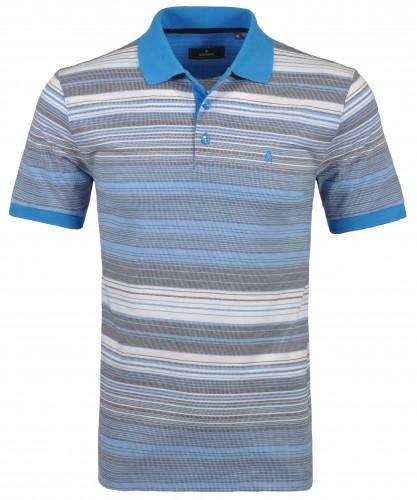fein gestreiftes Poloshirt  Ibiza