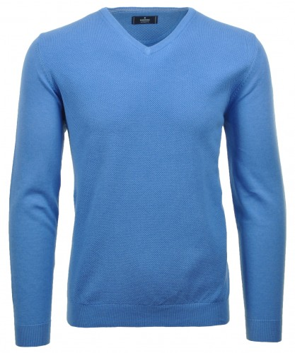 RAGMAN V-Ausschnitt Pullover