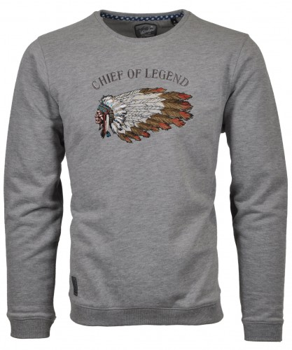 "RAGMAN Sweatshirt Rundhals ""chief"""
