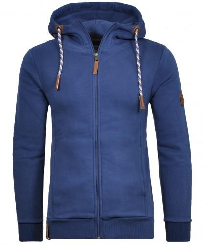 Cardigan hoody with pockets