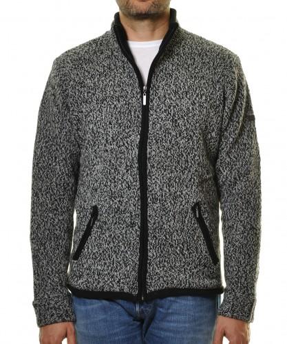 Outdoor Jacke mit Reißverschluss