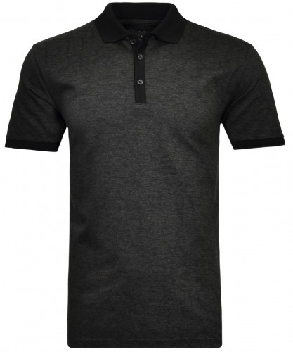 Poloshirt Jacquard