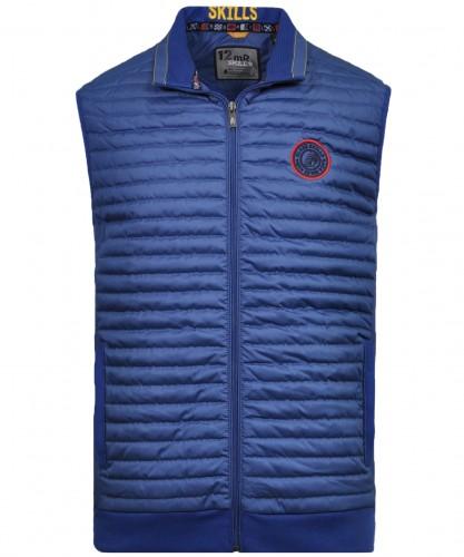 Vest with Nylon