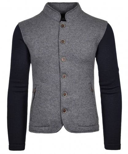 RAGMAN Cardigan with buttons