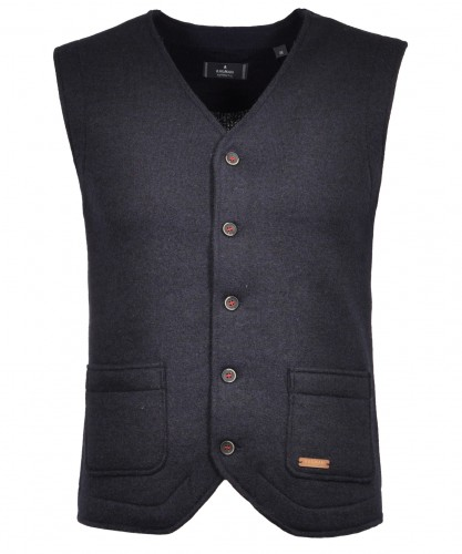 RAGMAN Vest with buttons