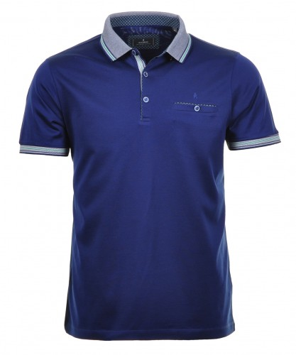 RAGMAN Poloshirt mercerised