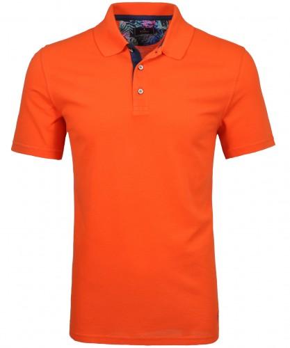 Uni-Poloshirt 3-Knopf