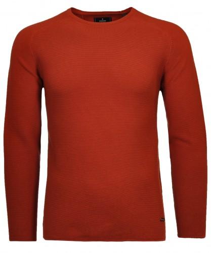 Pullover mit Rundhals