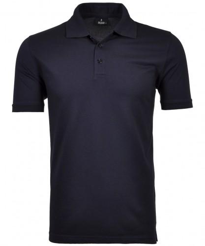 Poloshirt Piqué ohne Logo