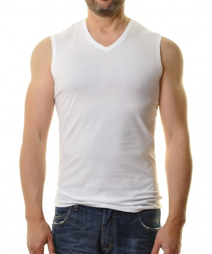 Bodywear V-Neck 2er Pack