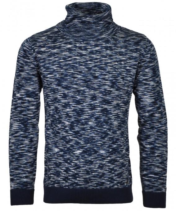 RAGMAN Strick-Pullover mit Kragen