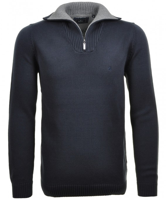 RAGMAN | Onlineshop | RAGMAN Pullover troyer uni | Men's fashion ...