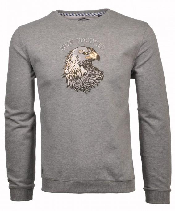 "RAGMAN Sweatshirt Rundhals ""eagle"""