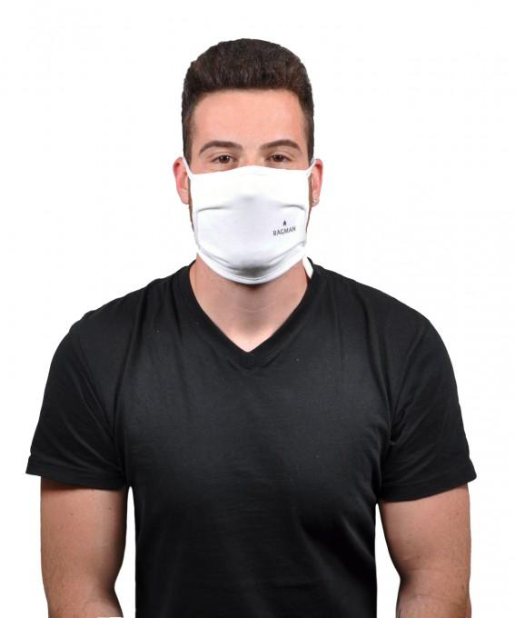 Mund- und Nasenmaske Trevira 5er Pack